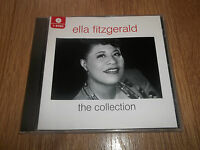 "ELLA FITZGERALD "" THE COLLECTION "" (CD ALBUM) EXCELLENT"