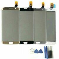 Display Touchscreen Glas Schwarz + Werkzeug Für Samsung Galaxy S7 Edge G935
