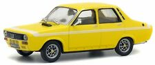Renault 12 R12 Gordnini yellow diecast model car S4303300 Solido 1:43