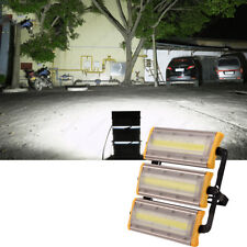 150W COB LED Floodlight Cool White Modular Advertising Board Security Lights