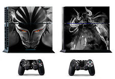 Bleach 377 Vinyl Skin Sticker for Sony PS4 PlayStation 4 and 2 controller skins