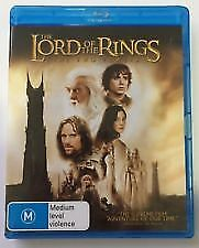The Two Towers (Blu-ray 2-Disc Set) lord of the rings - BLU RAY