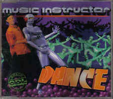Music Instructor-Dance cd maxi single 8 tracks eurodance