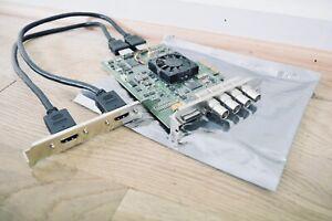 Blackmagic Design DeckLink HD Extreme 3D SDI/HDMI Capture PCIe Card(ChurchOwned)