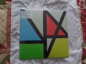 NEW ORDER MUSIC COMPLETE SEALED VINYL LP GATEFOLD SLEEVE JOY DIVISION