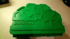 """Green Case """"KIDS K NEX"""" and Contents"""