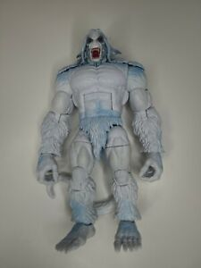 Marvel Legends Series Wendigo BAF Figure Complete - Alpha Flight Incredible Hulk