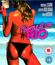 16mm Feature Film: BLAME IT ON RIO (1984) Michael Caine - LPP low fade