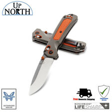 Benchmade 15061 Grizzly Ridge Hunt Knife w/ Grivory Handle Free Shipping & Hat