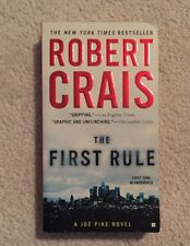 The First Rule by Robert Crais (2010, Paperback)