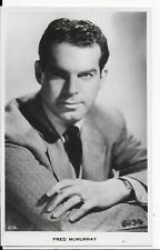 LOVELY RARE MOVIE STAR, POSTCARD,ACTOR FRED McMURRAY,RP