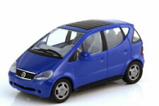 1:87 Mercedes-Benz A-Klasse W168 mit Faltdach blau blue - herpa 022385