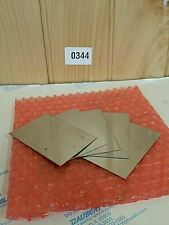 Stainless Steel Shim 0023 2 By 3 Metal 24 Gauge 024 2x3 5 Piece Lot