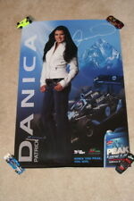2007 Danica Patrick Peak Antifreeze Honda Dallara Indy Car Poster