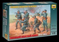 Unpainted Plastic German 1914-1945 Airfix Toy Soldiers