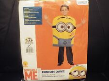 Dispicable me childs Minion Dave costume  by Rubies