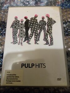 Pulp Hits DVD Good condition