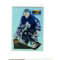 1995/96 Pinnacle Summit ICE Felix Potvin Parallel Card Maple Leafs Goalie!