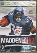 Madden NFL 07 Videogioco XBOX 360 Sigillato 5030935051018