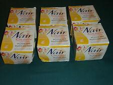 1x Nair Cire Divine Tahitian Gardenia Oil Legs & Body Wax kit 400g(DAMAGED)