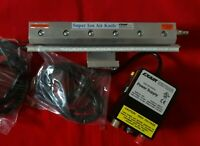 "Exair 111012 Super Ion Air Knife 12"" W  Exair 7901 Power Supply"