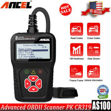 Car Diagnostic Scan Code Reader OBD2 Scanner Check Engine Fault Automotive Tools