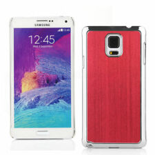 Cover e custodie rosso metallizzato in plastica per cellulari e palmari