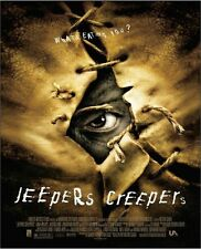 """2"""" x 3"""" Magnet Jeepers Creepers Movie Poster FRIDGE MAGNET Locker MAGNET"""