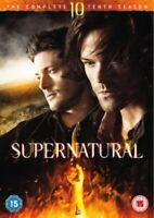 Nuovo Supernatural Stagione 10 DVD