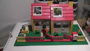LEGO JOLIE MAISON DE VILLE VINTAGE