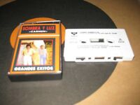 Sombra Y Light Spanish Cassette Carmen Grandes Exitos