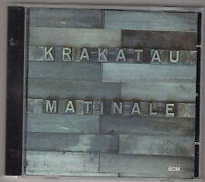 KRAKATAU - matinale CD