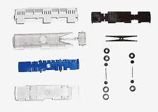 H0: 90 0001 84: NEU: Bausatz Bus Ikarus 260 weiß DDR Maßstab 1:87