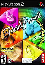 Trivial Pursuit Unhinged (Sony PlayStation 2, 2004)