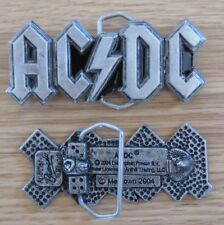 ACDC music belt buckle (choice designs)