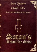Satan's School for Girls (DVD, 2009) Kate Jackson-Cheryl Ladd-Cult-666-College