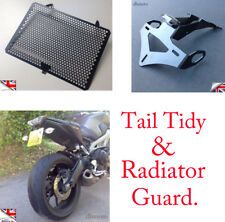 Yamaha MT 09 Tail Tidy and MT 09 Radiator Guard/ Cover Package 2013-2016.
