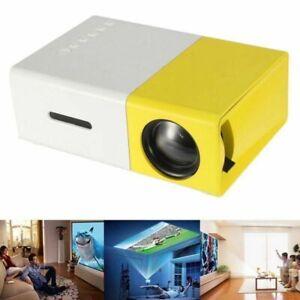 2020 New Mini Pocket LED Home Cinema Projector HD 1080P Portable Cinema HDMI USB