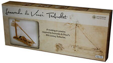 *NEW* Leonardo Da Vinci Trebuchet Wooden Construction Craft Kit - Siege Engines
