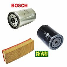 Tune Up Kit Air Oil Fuel Filters for Volkswagen Rabbit 1.5L; Diesel 1977-1980