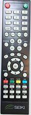 New SEIKI TV/DVD Combo Remote for SE65FY18 SE60GY24 SE65JY25 SE40FY19 SE50UY04
