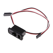 Power On Off Switch Wire Charger Lead Cable for RC Receiver Servo JR Futaba
