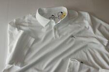 Tommy Bahama Coastal Beach Polo Shirt White Extra Large XL