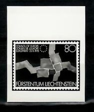 Photo Essay, Liechtenstein Sc669 Entry into Council of Europe.