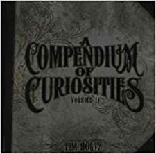 Tim Holtz idea-ology A COMPENDIUM of CURIOSITIES Vol.II TH93018 Spiral Bound