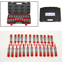 25 Pcs Car Electrical Terminal Wiring Crimp Connector Pin Remover Release Tools
