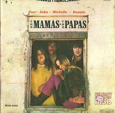 Mamas & the Papas 2 CD Lot S/T Deliver Cass John Michelle Denny MCA Japan Press
