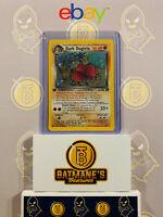 Dark Dugtrio 6/82 1st Edition NM Mint Team Rocket Holofoil Rare Holo Pokemon