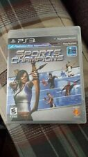 Sports Champions (Sony PlayStation 3, 2010)