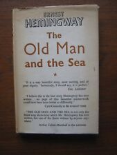 The Old Man and the sea ernest hemingway rare copy